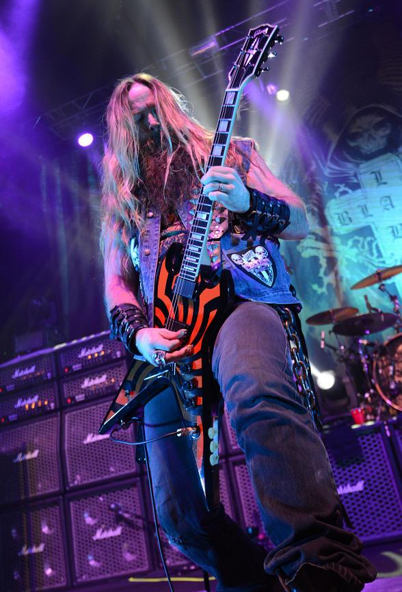 Black Label Society Perform at Brooklyn Bowl Las Vegas