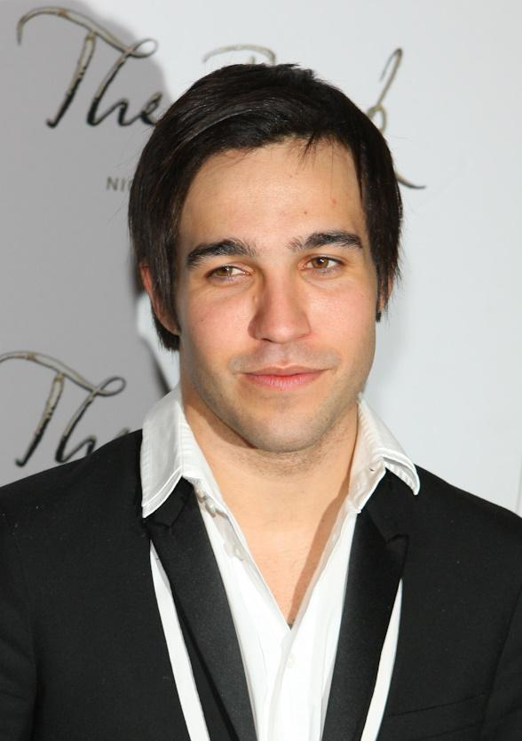 Pete Wentz of Fall Out Boy celebrates birthday at The Bank at Bellagio