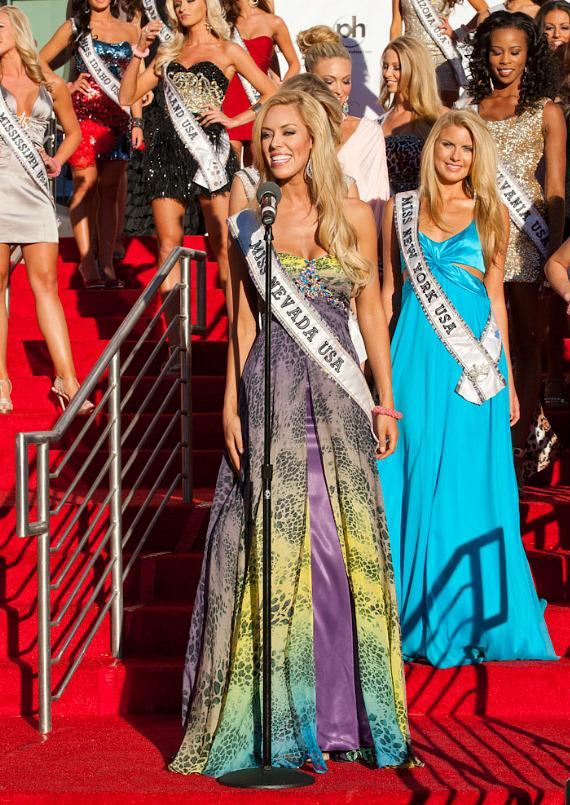 Miss Nevada Sarah Chapman