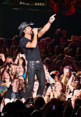 "Tim McGraw Invites Fans to Submit Photos to be part of a Special Moment during his Live Performance on ""The 51st Academy of Country Music Awards"""
