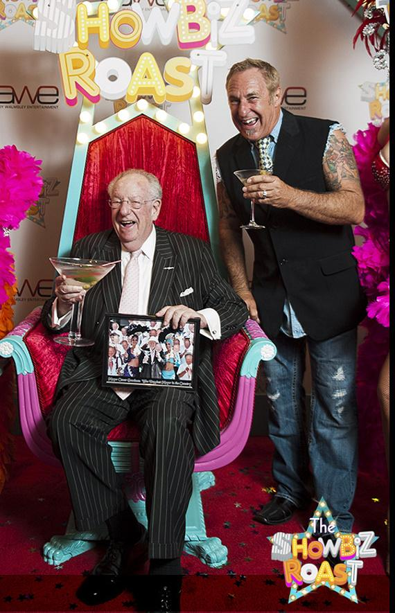 Oscar Goodman with Rick Dale