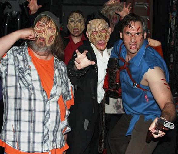 "March 29 marks the finale of this season of ""The Walking Dead"" and the Las Vegas Viewing Party will once again be hosted by Evil Dead"