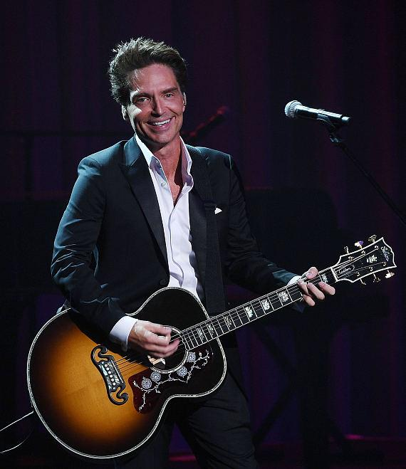 "Richard Marx Debuts ""Satisfied: Only The Hits,"" in the Donny & Marie Showroom at Flamingo Las Vegas"