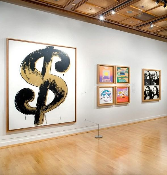 "Bellagio Gallery of Fine Art in Las Vegas Extends ""Warhol Out West"" Through January 2, 2014"