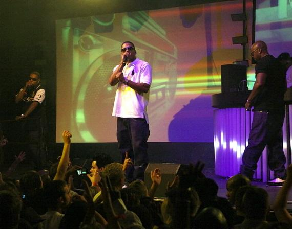 Nelly at Rain Nightclub