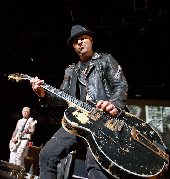 Rancid Performs at The Joint