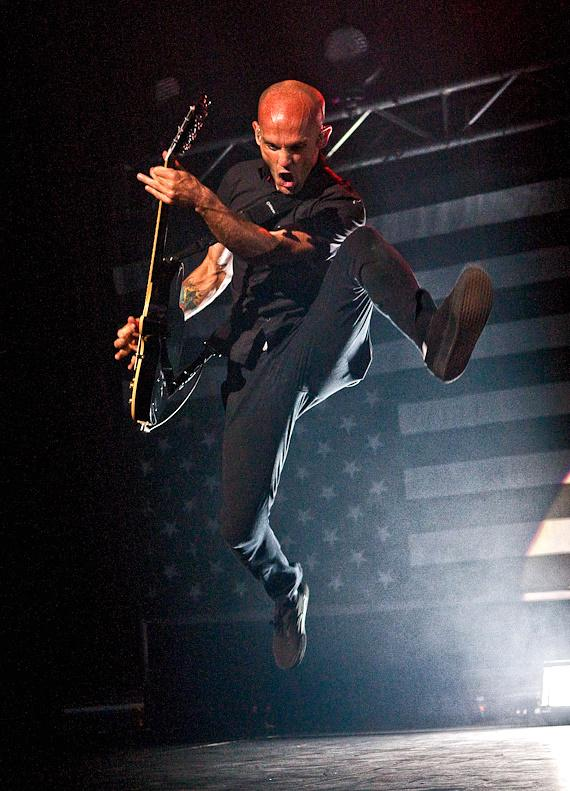 Rise Against performs at The Joint