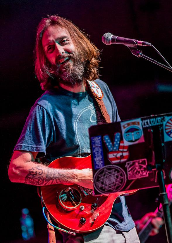 Chris Robinson Brotherhood Perform at Brooklyn Bowl Las Vegas at The LINQ