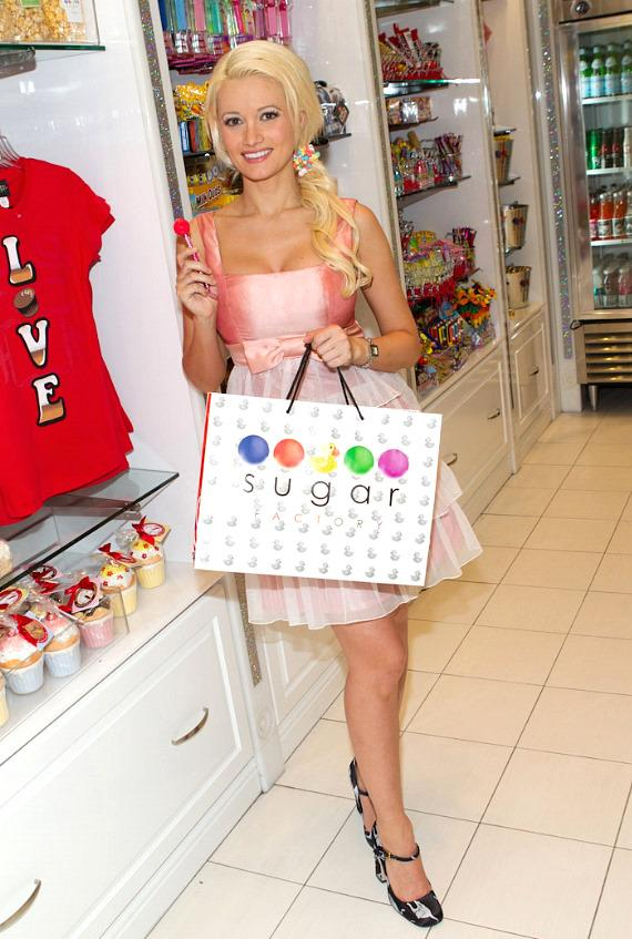 Holly Madision at Sugar Factory