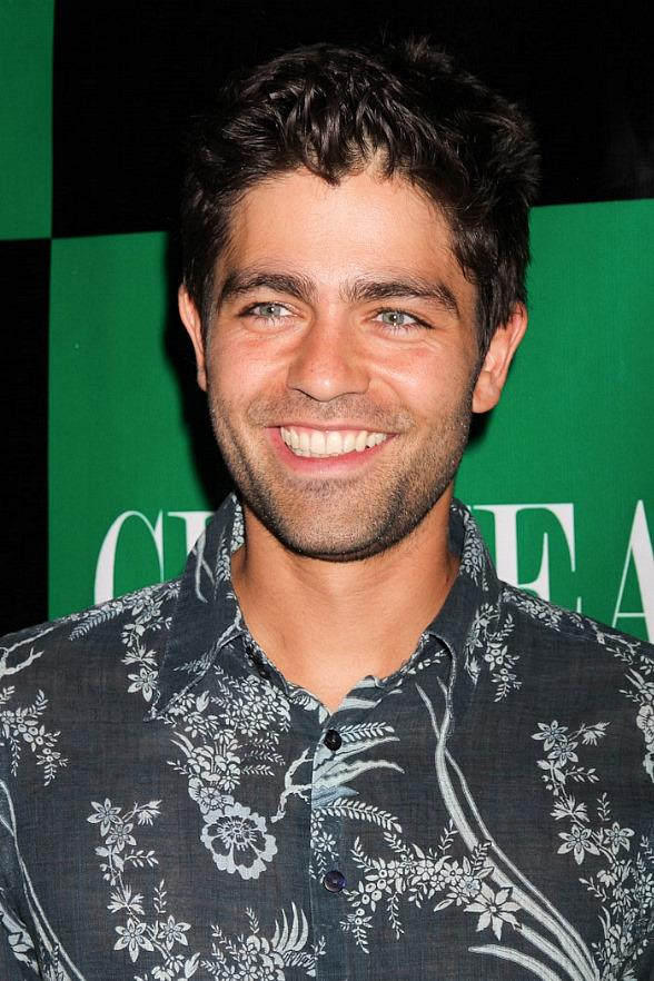 """Entourage"" star Adrian Grenier hosted a screening of ""Teenage Paparazzo ..."