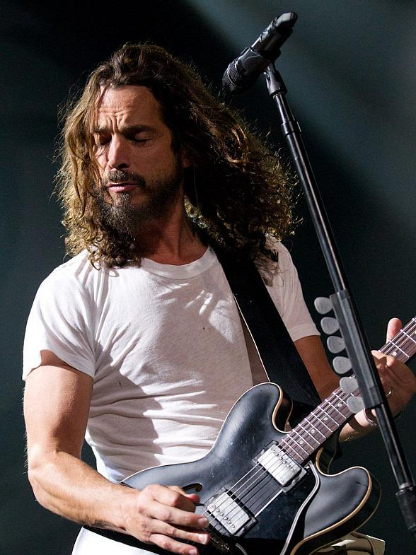 Soundgarden performs at The Joint at Hard Rock Hotel & Casino