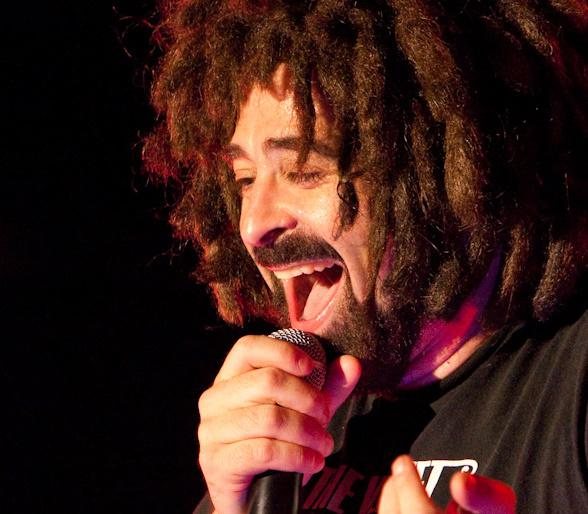Counting Crows and Augustana perform at Red Rock Casino