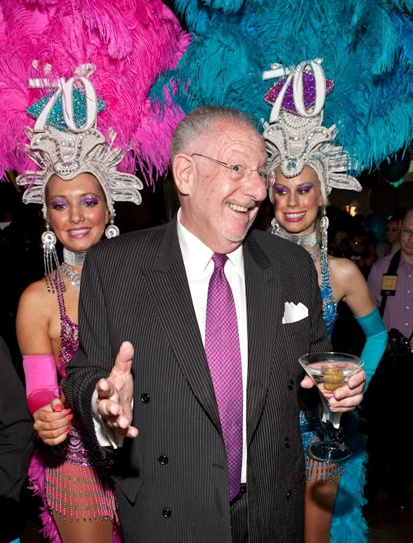 "The Mob Museum Presents ""Inside Stories"" with Oscar Goodman"