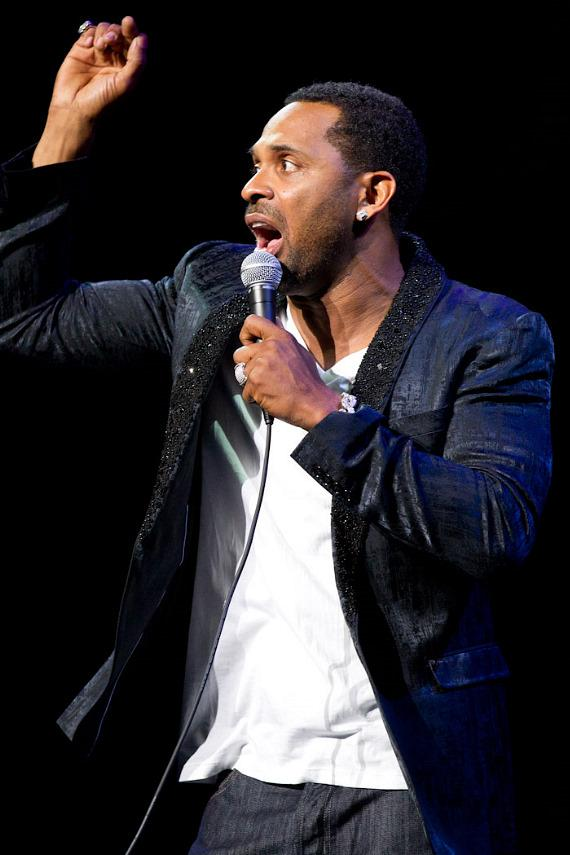 Comic Mike Epps from 'The Hangover' at The Joint