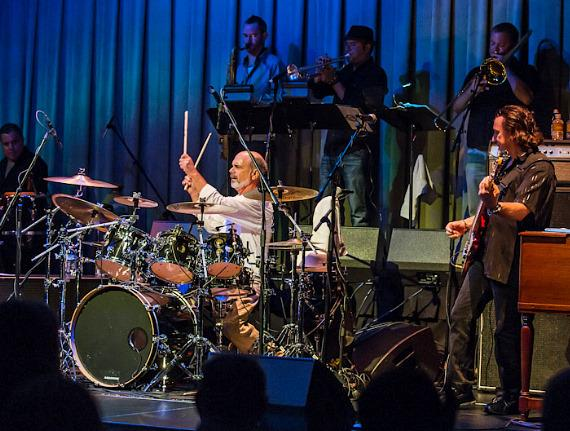 CTA Featuring Danny Seraphine performs at Troesh Studio Theater at The Smith Center