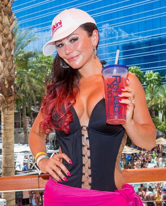JWoww Hosts REHAB Bikini Invitational with Celebrity Judges Zowie Bowie and Lydia Ansel
