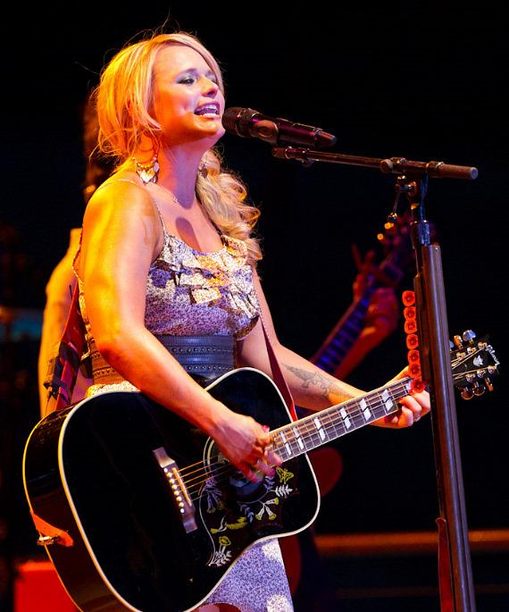 Miranda Lambert at Lilith Fair 2010