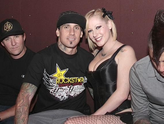 Carey Hart New Girlfriend