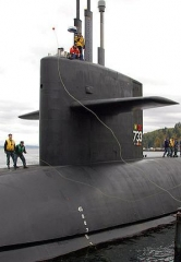 USS Nevada Reaches 30 Year Milestone