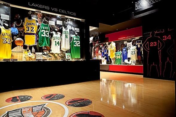 SCORE! Interactive Sports Exhibit Opens Dec. 5 at Luxor Las Vegas