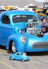 Car Show to Precede Full Night of Racing at The Bullring at LVMS August 22