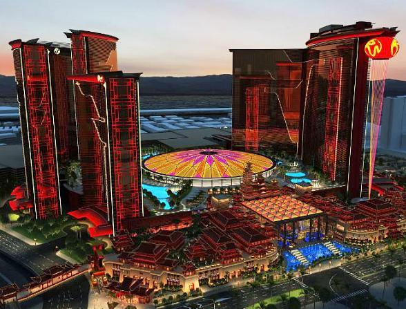 Genting Group Unveils Details for $4 Billion Resorts World Las Vegas