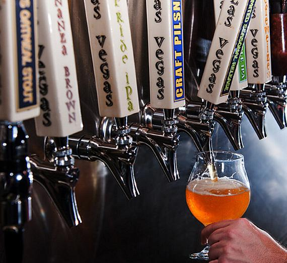 Tenaya Creek Brewery has been a staple in the Las Vegas community for nearly 20 years