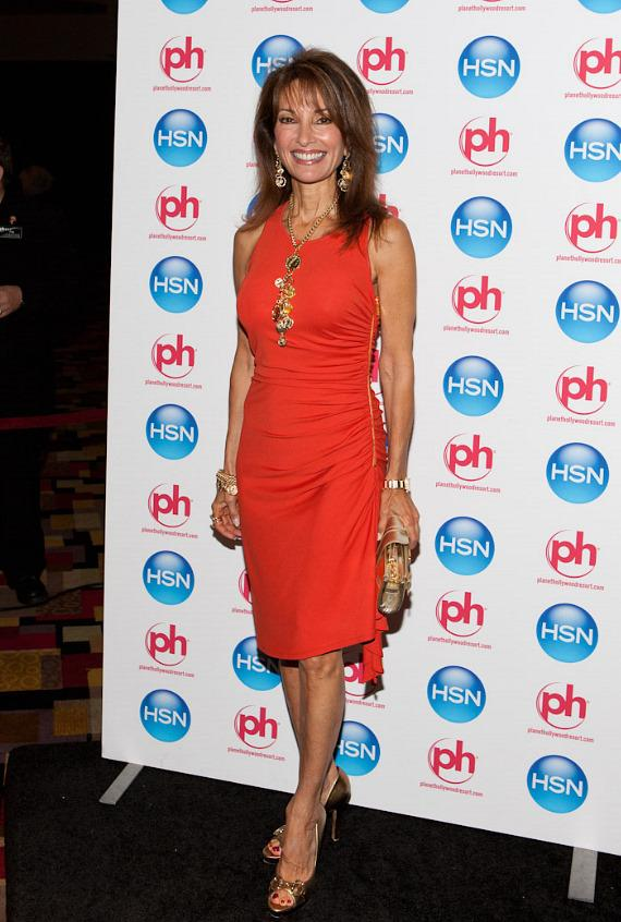 Susan Lucci at HSN Live in Vegas at Planet Hollywood
