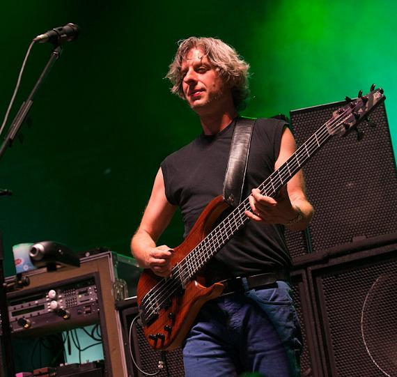 Phish performs in Long Beach