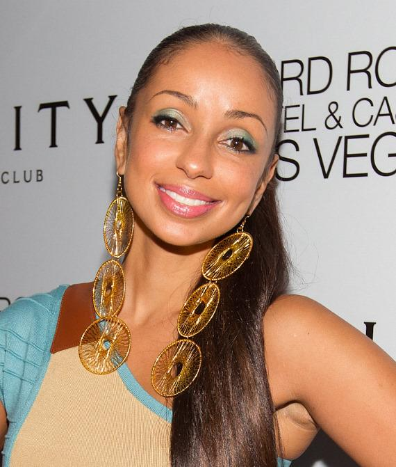 Mya at Vanity Nightclub at Hard Rock Hotel & Casino