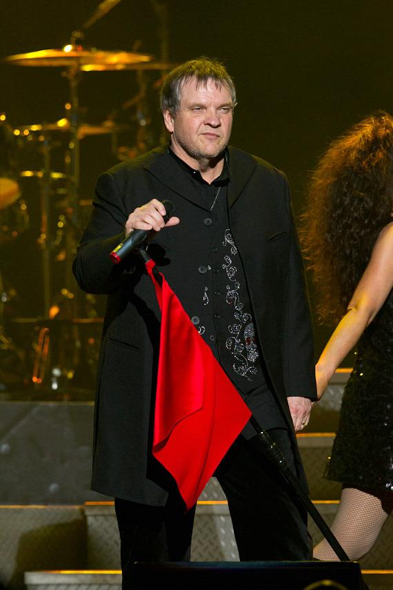 Meatloaf Performs at The Joint at Hard Rock Hotel