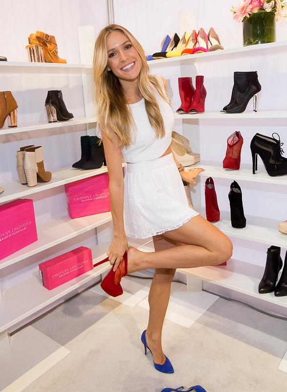 Kristin Cavallari at FN PLATFORM Trade Show in Las Vegas
