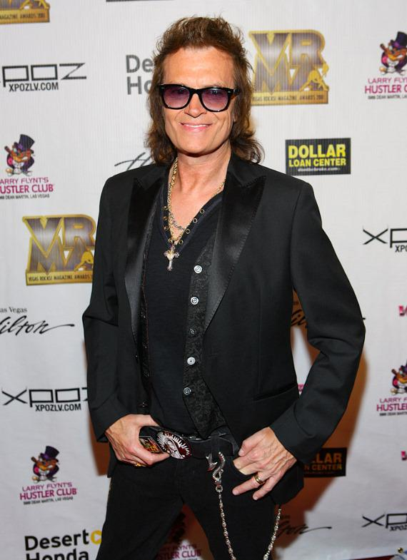 Glenn Hughes of Deep Purple and Black Sabbath