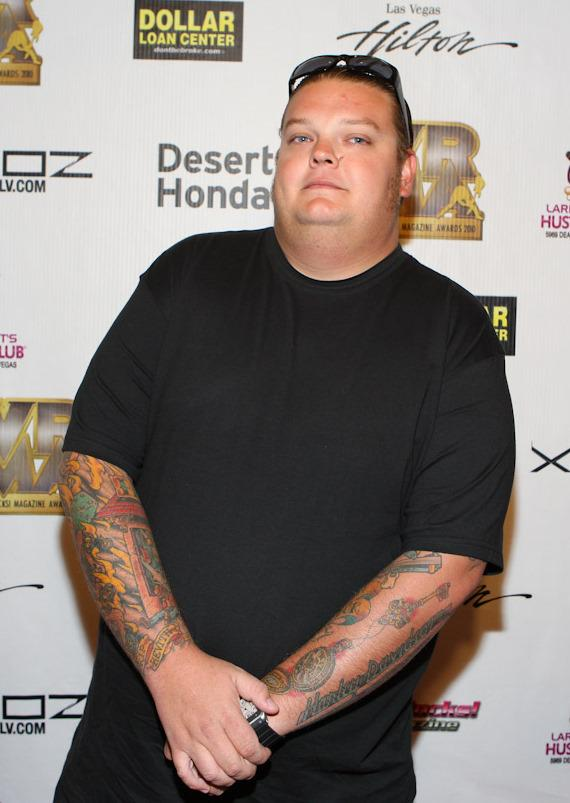 Corey Harrison of Pawn Stars