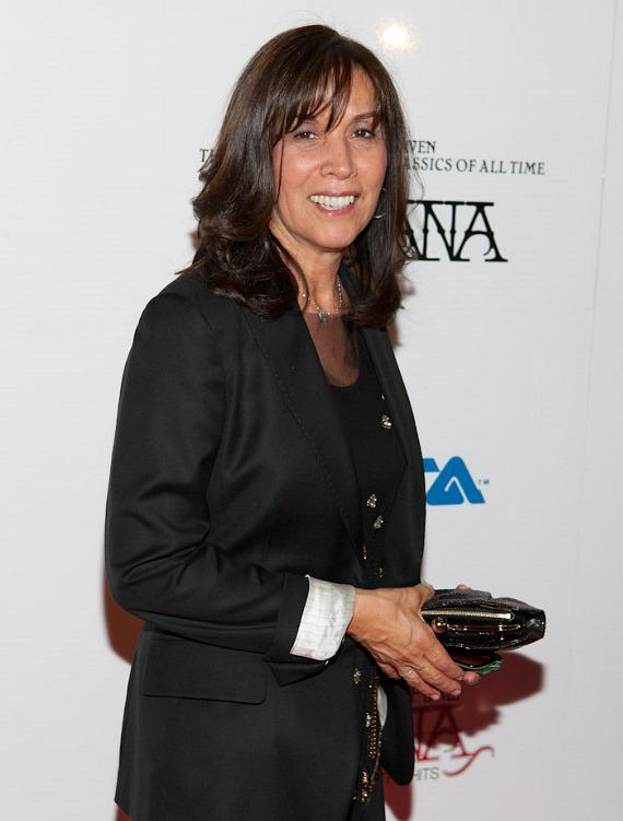 Olivia Harrison (wife of the late George Harrison of The Beatles)