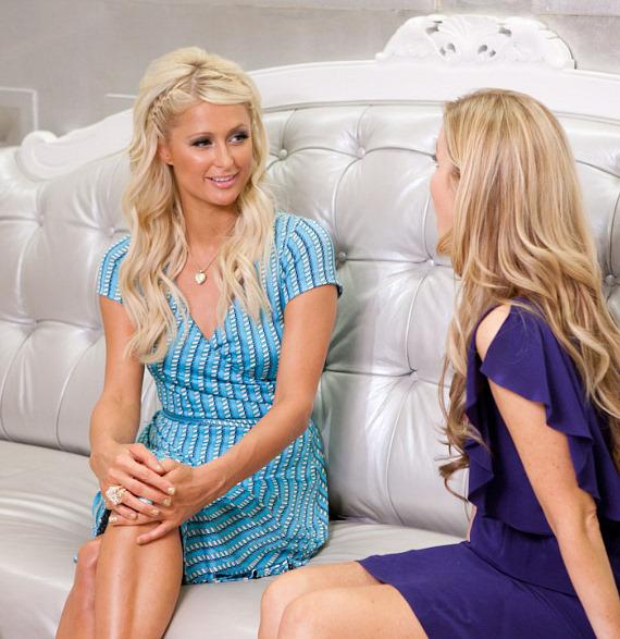 Alicia Jacobs interviews Paris Hilton