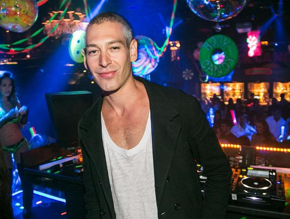 Matisyahu at Body English in Hard Rock Hotel Las Vegas
