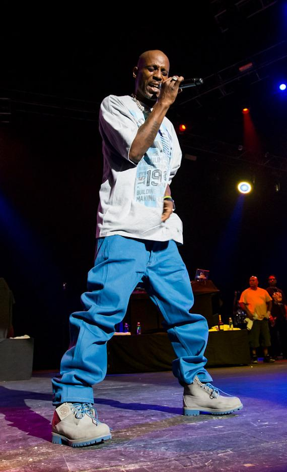 DMX at The Joint