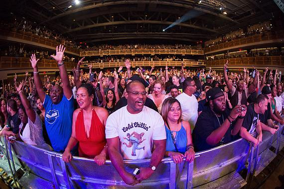 The Legends of Hip Hop Perform at The Joint at Hard Rock Hotel Las Vegas