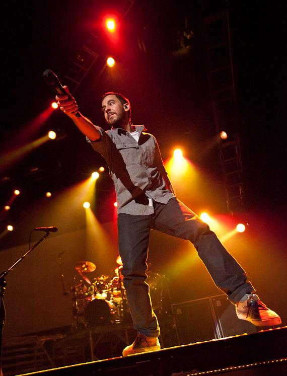 Linkin Park performs sold out concert at The Joint at Hard Rock Hotel Las Vegas