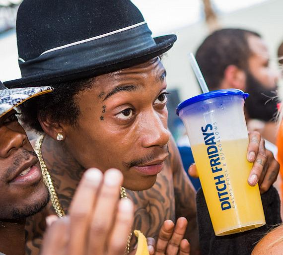 Wiz Khalifa at Palms Casino Resort in Las Vegas
