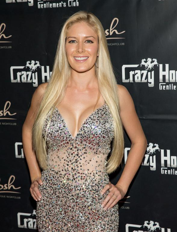 Heidi Montag Celebrates 30th Birthday of Husband Spencer Pratt at Crazy Horse III