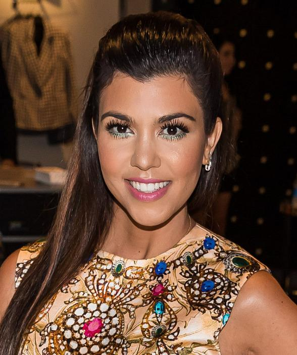 Kourtney Kardashian Appears at Kardashian Khaos in The Mirage