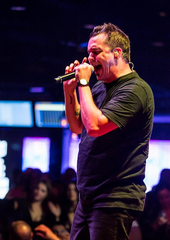 Atmosphere performs at Brooklyn Bowl Las Vegas at The LINQ