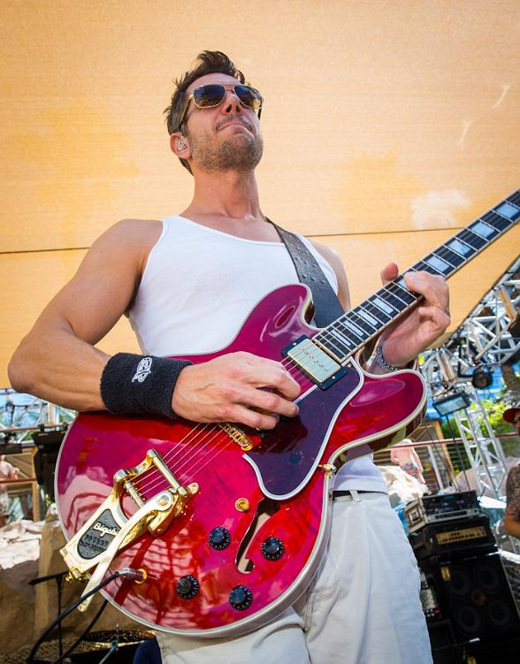 311 Performs at REHAB Pool Party at Hard Rock Hotel & Casino in Las Vegas