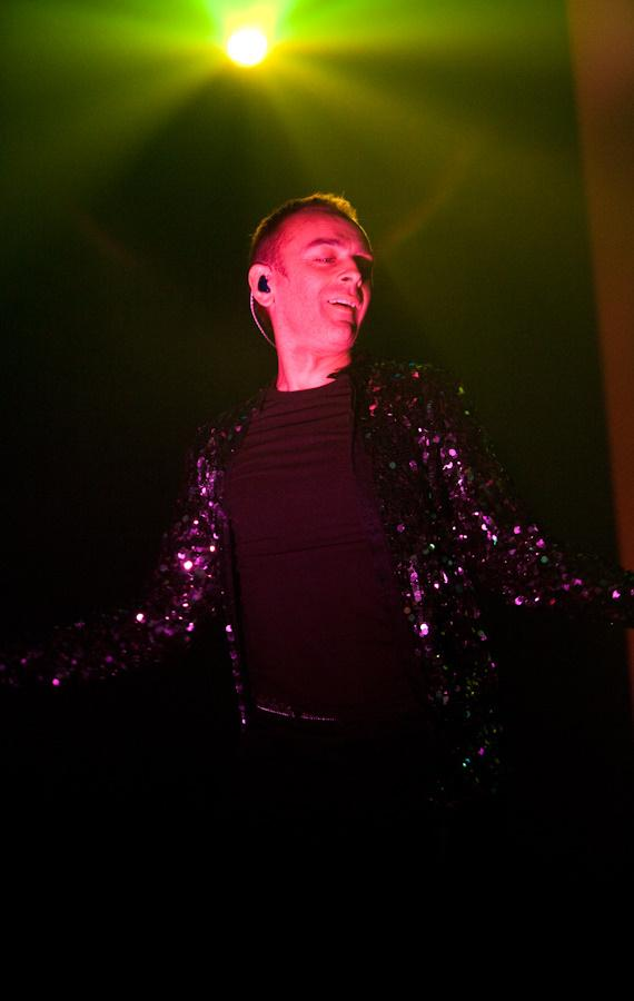 Underworld Performs at The Joint