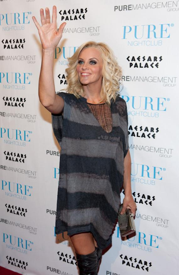 Jenny Mccarthy At Pur Nightclub | LONG HAIRSTYLES