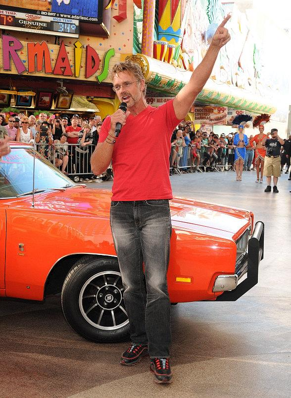 "John Schneider who played ­ Bo Duke in the ""Dukes of Hazard"" and also starred in ""Smallville"""