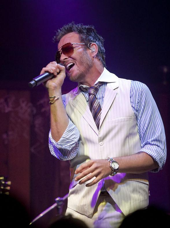 Scott Weiland at Wasted Space at Hard Rock Hotel