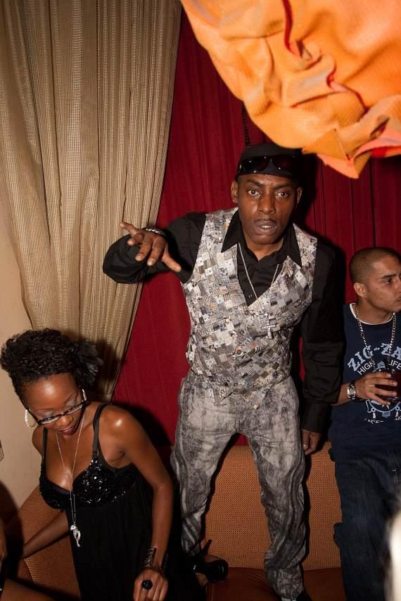 Coolio at Hawaiian Tropic Zone